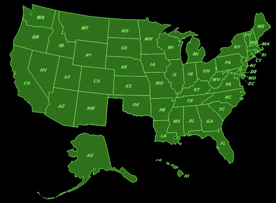 america-less-texas