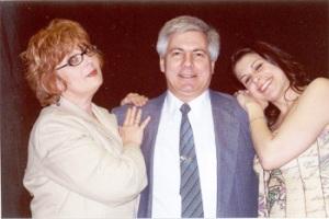 Marty Palmieri, Steve Allen, & Dina Spadaro